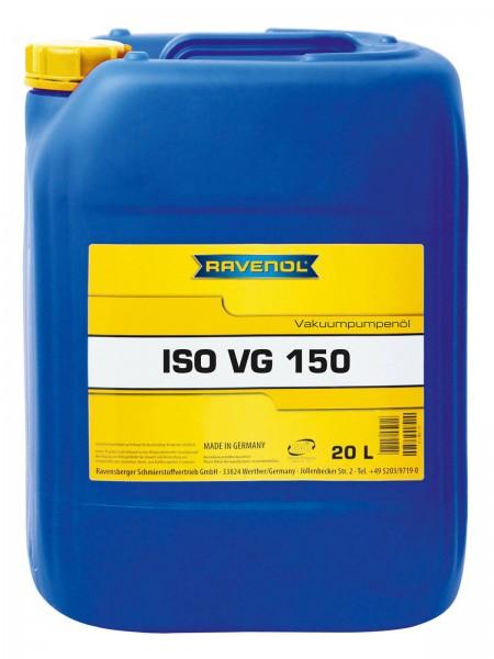 RAVENOL Vakuumpumpenöl ISO VG 150