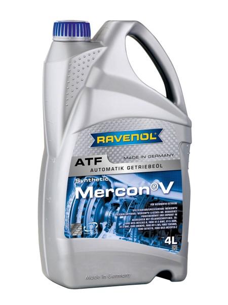 RAVENOL MERCON V - 4 Liter