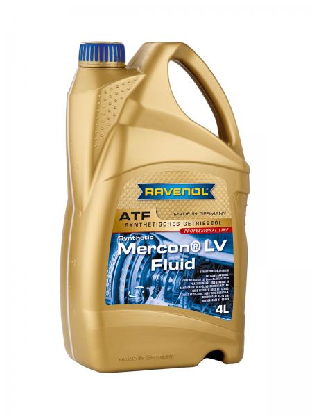 RAVENOL ATF Mercon LV Fluid - 4 Liter