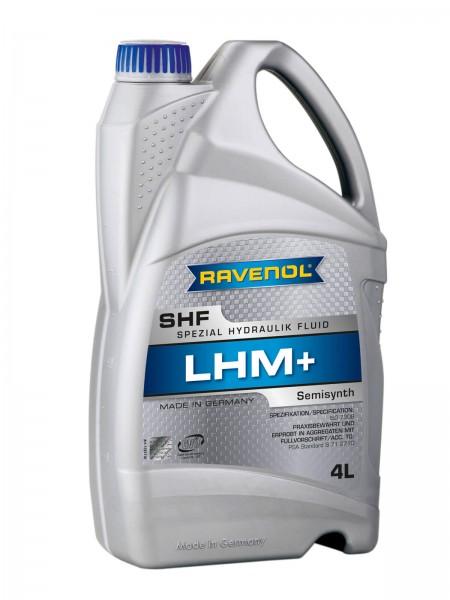 RAVENOL LHM+ Fluid - 4 Liter
