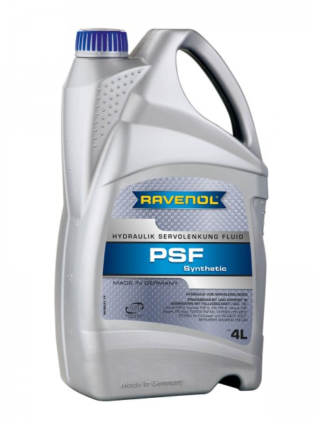RAVENOL Hydraulik PSF Fluid - 4 Liter