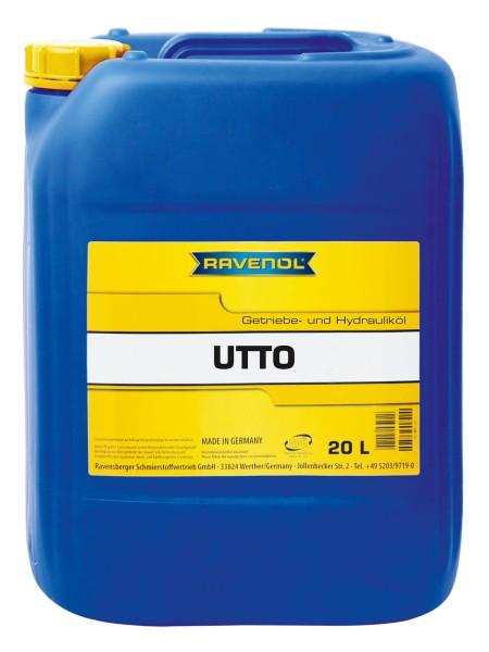 RAVENOL Getriebeöl UTTO - 20 Liter