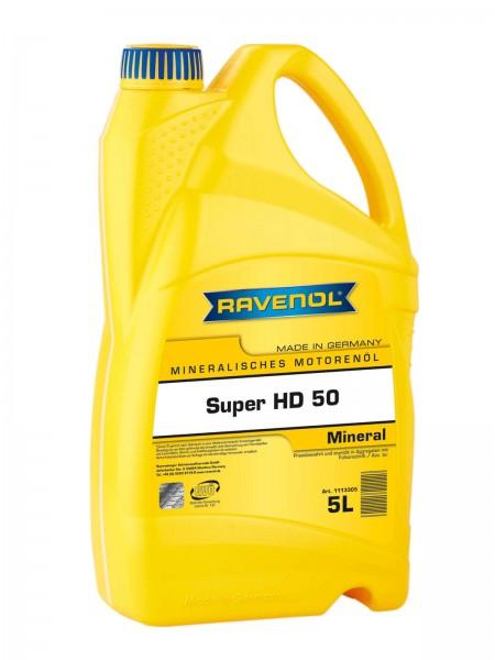 RAVENOL Super HD 50 - 5 Liter