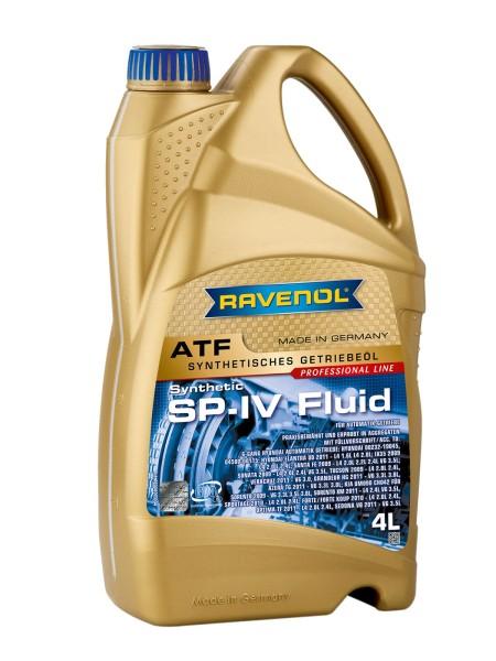 RAVENOL ATF SP-IV Fluid - 4 Liter