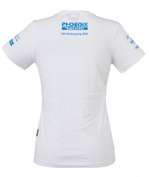 Phoenix Racing V-Shirt Damen