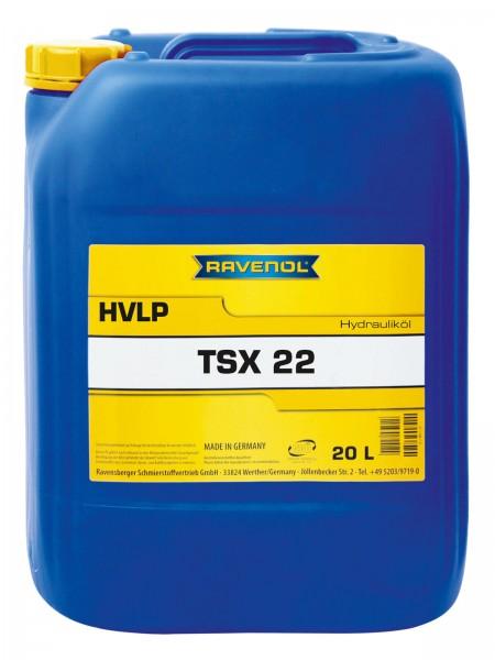RAVENOL Hydrauliköl TSX 22 (HVLP) - 20 Liter