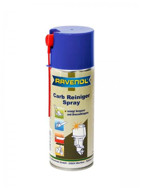 RAVENOL Carb Reiniger Spray (Vergaser / Drosselklappen) - 400 ml