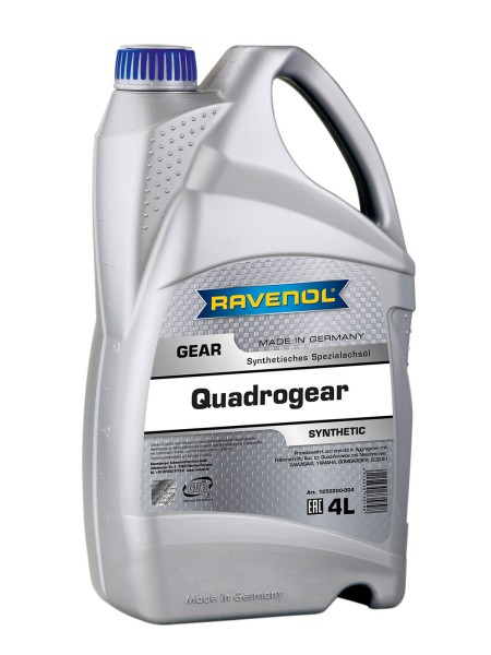 RAVENOL Quadrogear - 4 Liter