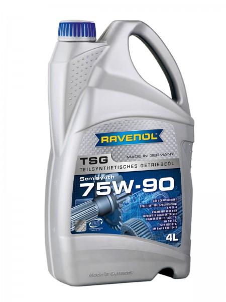 RAVENOL Getriebeöl TSG SAE 75W-90 - 4 Liter