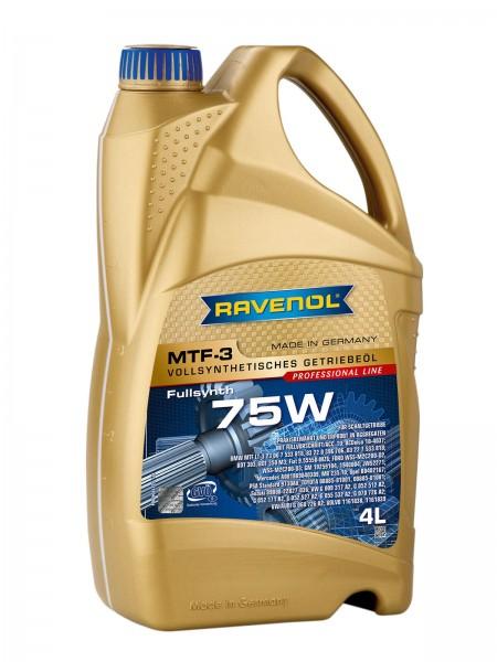 RAVENOL MTF-3 SAE 75W - 4 Liter
