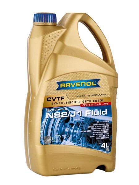 RAVENOL CVTF NS2/J1 Fluid - 4 Liter