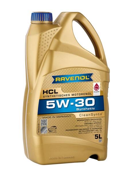 RAVENOL HCL SAE 5W-30 - 5 Liter