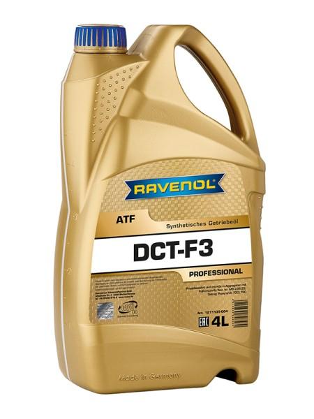 RAVENOL ATF DCT-F3 (für MB 236.25) - 4 Liter