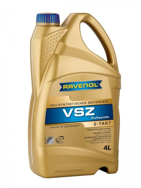 RAVENOL VSZ Zweitaktöl Vollsynthetisch - 4 Liter