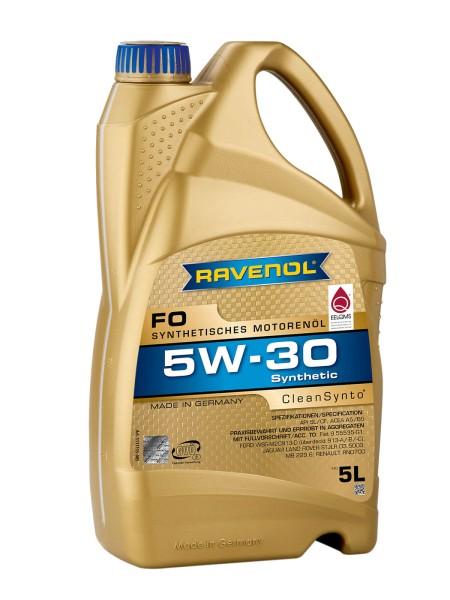 RAVENOL FO SAE 5W-30 - 5 Liter