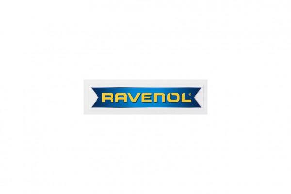 RAVENOL Aufkleber 13x3 cm