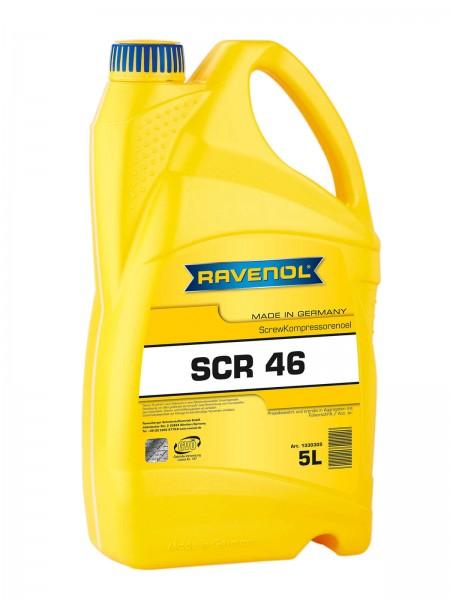 RAVENOL Screw Kompressorenöl SCR 46 - 5 Liter