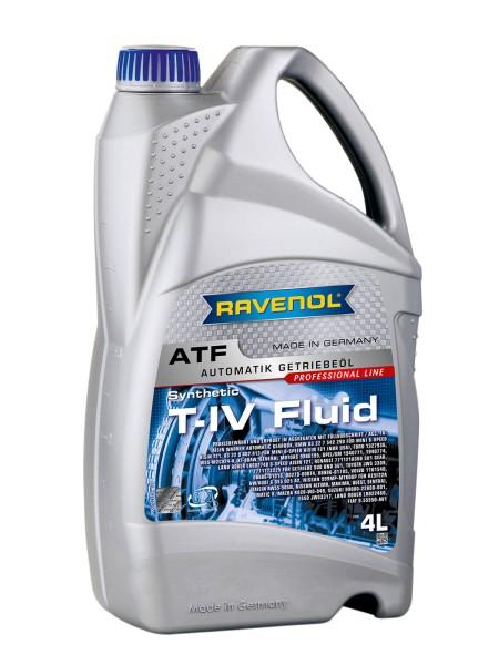 RAVENOL ATF T-IV Fluid - 4 Liter