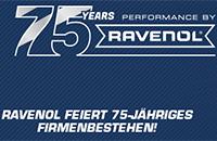 Ravenol 70-Jahre